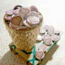 """Mother's Heart"" Button Pins"